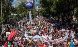 Milhares de trabalhadores e estudantes ocupam as ruas de Belo Horizonte contra a reforma da Previdência 2
