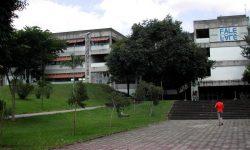 Fachada da FALE UFMG