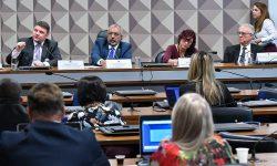 """FASUBRA participa de debate """"Previdência e Trabalho"""" na CDH do Senado 1"""