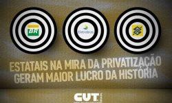 Estatais que Bolsonaro quer privatizar batem recorde de lucro líquido de R$ 52 bi 1