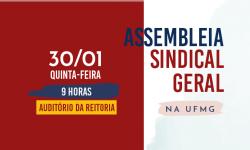 Assembleia discutirá Eixos de Luta e aprovação do Estado de Greve 6