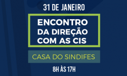 SINDIFES realizará encontro dos membros das CIS de sua base no dia 31 de janeiro 1