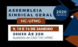 SINDIFES fará assembleias nos dias 9, 10 e 14/01, no HC-UFMG, para discutir o fim do plantão 12/60h e seus impactos 3