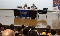 TAE da UFMG aprovam Estado de Greve e início da mobilização contra os ataques do governo Bolsonaro, principalmente à Educação. 3