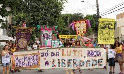 Mulheres realizam um 8 de Março histórico em Belo Horizonte 3