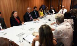Reunião da FASUBRA Sindical com o ministro da Educação 3