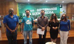 BH: Movimentos sociais entregam manifesto pelo isolamento ao prefeito Kalil 2