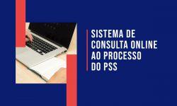 UFMG: Sistema de Consulta ao Processo do PSS 2