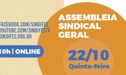 SINDIFES convoca Categoria para avaliar a possibilidade de retomada das eleições do Sindicato ou continuidade da suspensão até Maio de 2021 1