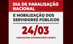SINDIFES convoca Categoria para Paralisação Nacional em Defesa da Vida e Contra a Reforma da Administrativa no dia 24 de março 1