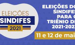 Eleições do SINDIFES - 2021 2