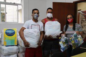 Campanha de Solidariedade do SINDIFES entrega mais de 300 cestas e apoia 27 iniciativas de solidariedade em Belo Horizonte, Montes Claros, Diamantina e Teófilo Otoni 38