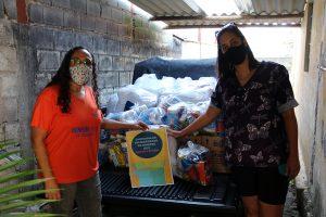 Campanha de Solidariedade do SINDIFES entrega mais de 300 cestas e apoia 27 iniciativas de solidariedade em Belo Horizonte, Montes Claros, Diamantina e Teófilo Otoni 31