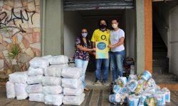 Campanha de Solidariedade do SINDIFES entrega mais de 300 cestas e apoia 27 iniciativas de solidariedade em Belo Horizonte, Montes Claros, Diamantina e Teófilo Otoni 4