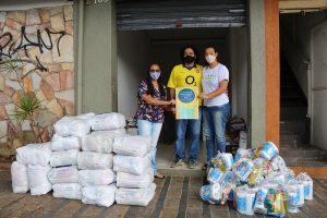 Campanha de Solidariedade do SINDIFES entrega mais de 300 cestas e apoia 27 iniciativas de solidariedade em Belo Horizonte, Montes Claros, Diamantina e Teófilo Otoni 40