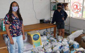 Campanha de Solidariedade do SINDIFES entrega mais de 300 cestas e apoia 27 iniciativas de solidariedade em Belo Horizonte, Montes Claros, Diamantina e Teófilo Otoni 33