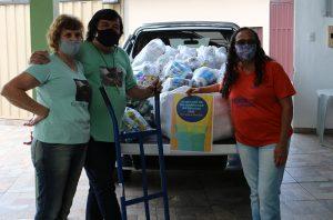 Campanha de Solidariedade do SINDIFES entrega mais de 300 cestas e apoia 27 iniciativas de solidariedade em Belo Horizonte, Montes Claros, Diamantina e Teófilo Otoni 35