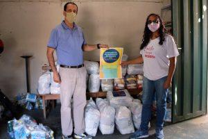 Campanha de Solidariedade do SINDIFES entrega mais de 300 cestas e apoia 27 iniciativas de solidariedade em Belo Horizonte, Montes Claros, Diamantina e Teófilo Otoni 39