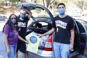 Campanha de Solidariedade do SINDIFES entrega mais de 300 cestas e apoia 27 iniciativas de solidariedade em Belo Horizonte, Montes Claros, Diamantina e Teófilo Otoni 32