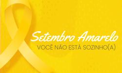 Setembro Amarelo: Mês de Prevenção ao Suicídio 2