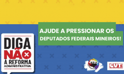 Pressione os Deputados Federais Mineiros que estão na Comissão Especial que avalia a PEC32/2020 (Reforma Administrativa) 4